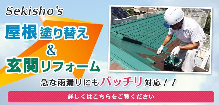 屋根乗り換え&リフォーム